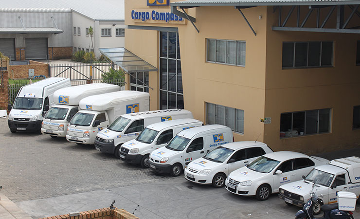 Cargo Compass SA Express Delivery Vehicles